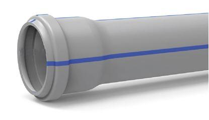 """תמונה של צינור 40*300 ס""""מ ליפסקי תקן"""
